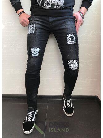 Джинсы Charj Jeans (1007)