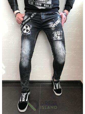 Джинсы Charj Jeans (1113)