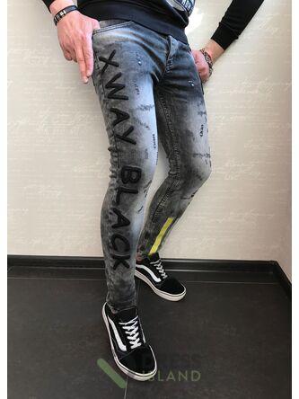 Джинсы X WAY Jeans (6005 R1)