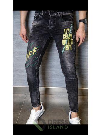 Джинсы X WAY Jeans (6005-1)