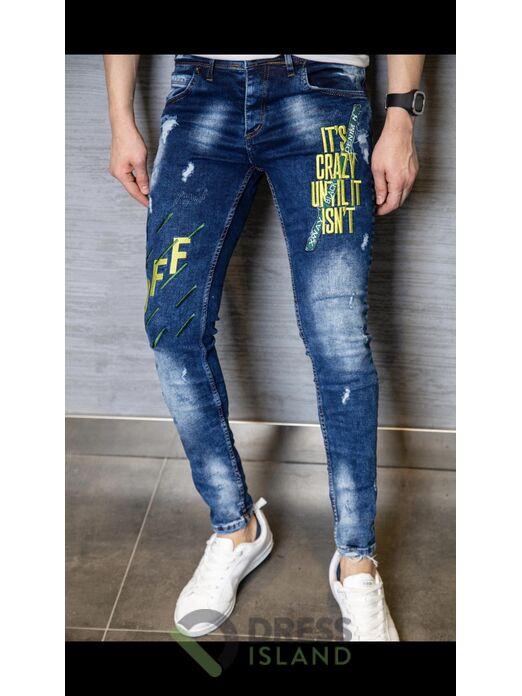 Джинсы X WAY Jeans (6006)