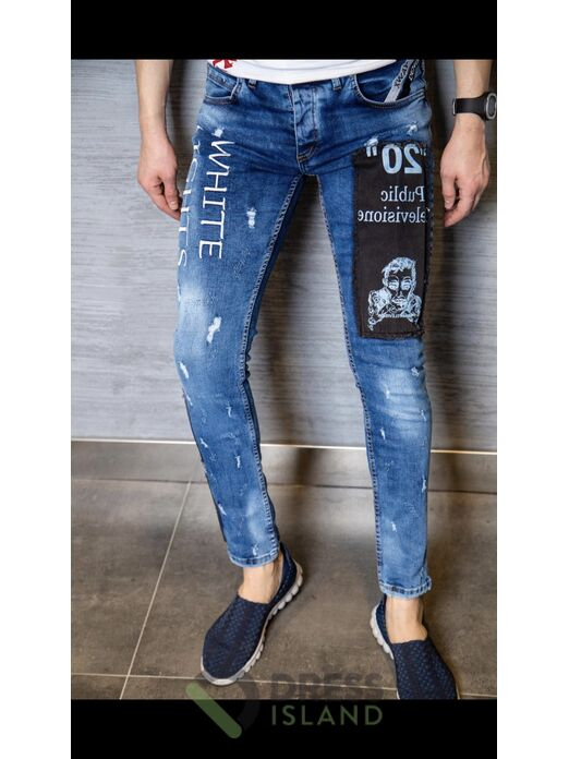 Джинсы X WAY Jeans (6008)