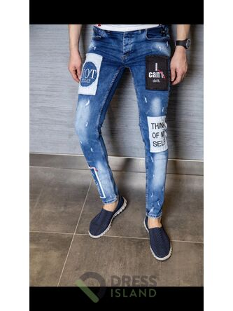 Джинсы X WAY Jeans (6009)