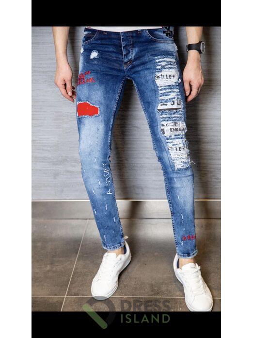 Джинсы X WAY Jeans (6010-1 R1)