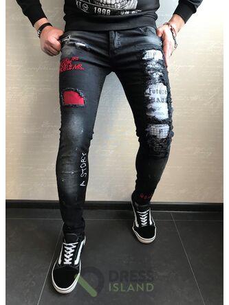 Джинсы X WAY Jeans (6017-1 R1)