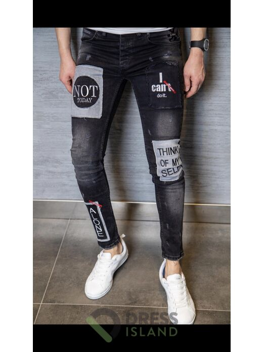 Джинсы X WAY Jeans (6018)