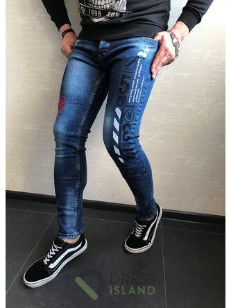 Джинсы X WAY Jeans (6028-1)