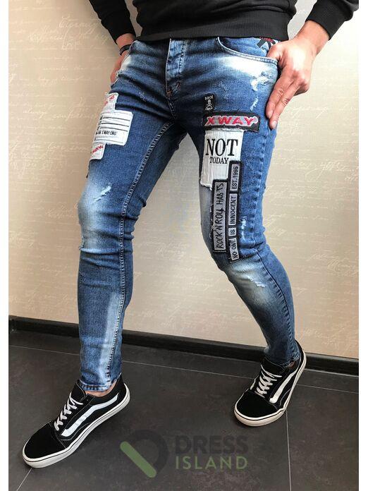 Джинсы X WAY Jeans (6029)