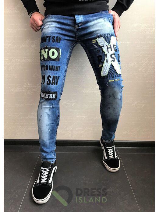Джинсы X WAY Jeans (6029-1)