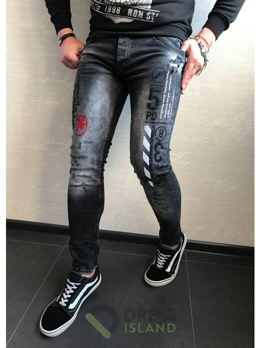 Джинсы X WAY Jeans (6030-1)