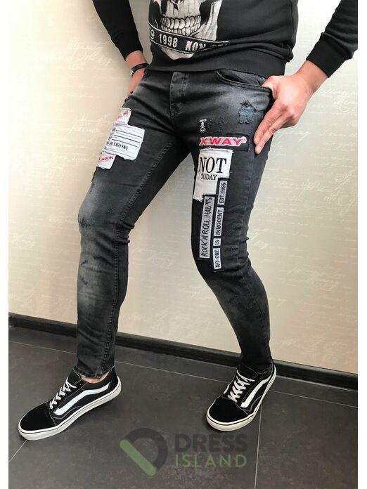 Джинсы X WAY Jeans (6031)