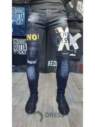 Джинсы X WAY Jeans (6031-1)