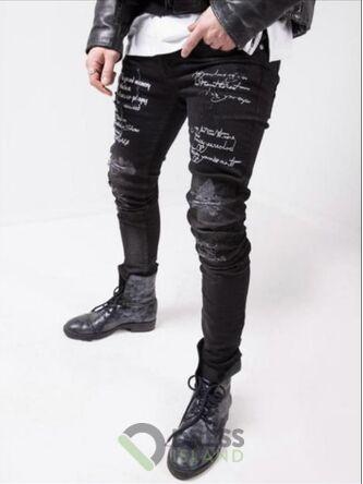 Джинсы X WAY Jeans (6032-1)