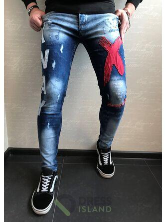 Джинсы X WAY Jeans (6034)