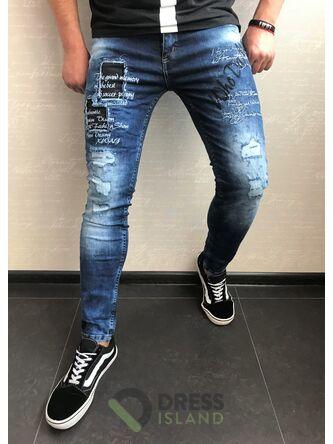 Джинсы X WAY Jeans (6037-1)