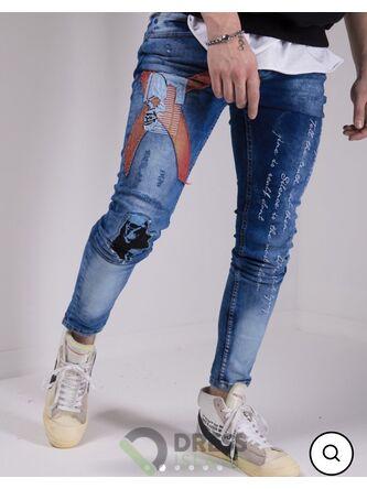 Джинсы X WAY Jeans (6044-1)