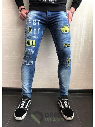 Джинсы X WAY Jeans (6045)