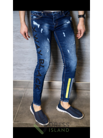 Джинсы X WAY Jeans (6007)