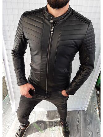 Куртка кожзам Delphino (4073)