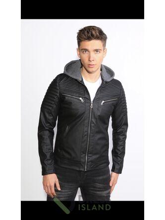 Куртка кожзам Delphino (4074)