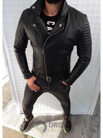 Куртка кожзам Delphino (4076)