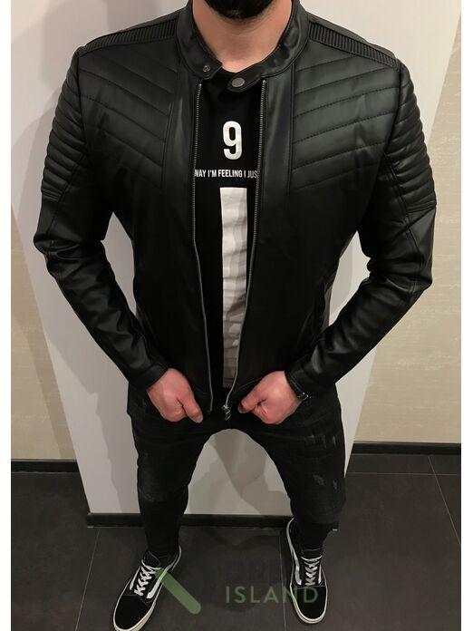 Куртка кожзам Delphino полубатал (4083)