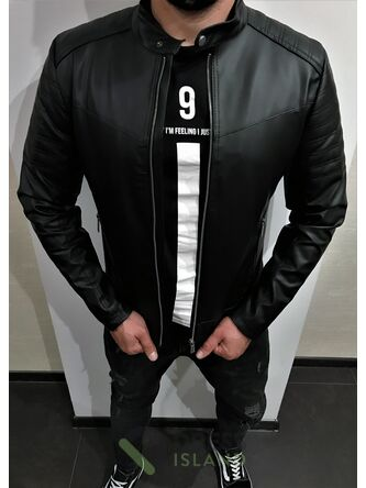 Куртка кожзам Delphino (852)
