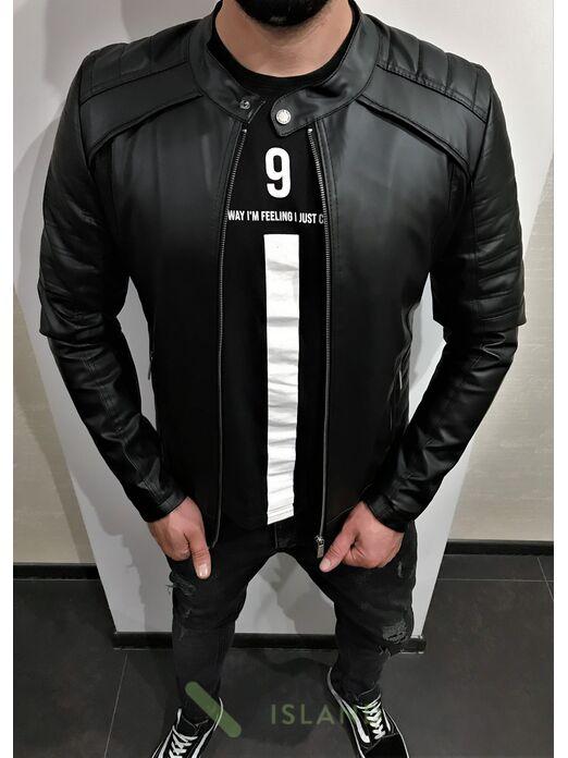 Куртка кожзам Delphino (9920)