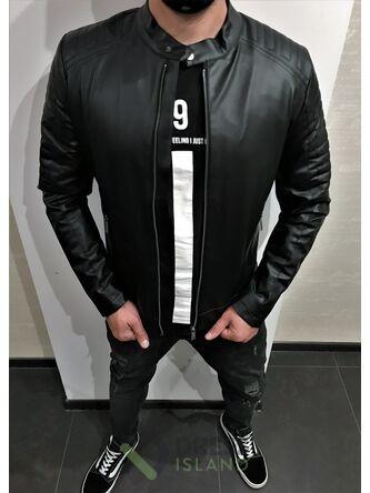 Куртка кожзам Delphino (9921)