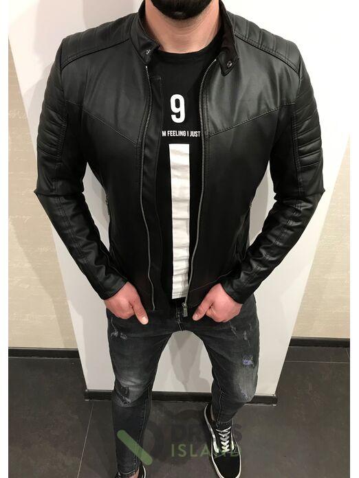 Куртка кожзам Dovre (852)