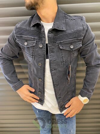 Джинсовая куртка John Lucca (2028-2)