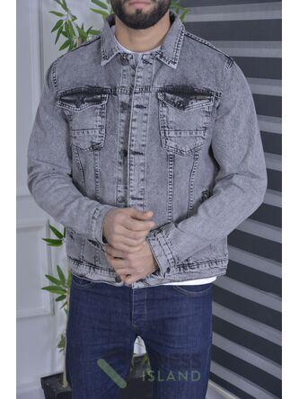 Джинсовая куртка John Lucca полубатал (2065-1)