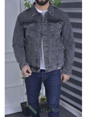 Джинсовая куртка John Lucca полубатал (2065-2)