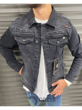 Джинсовая куртка John Lucca (3000)
