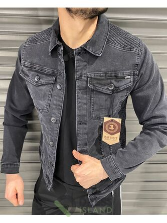 Джинсовая куртка John Lucca (546)