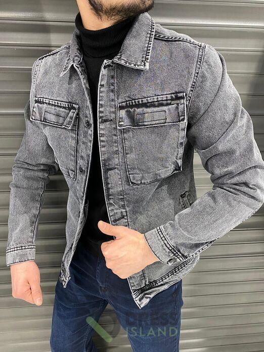 Джинсовая куртка John Lucca (563-2)
