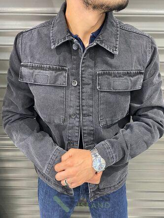 Джинсовая куртка John Lucca (563)