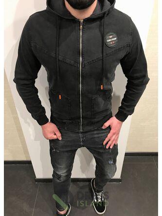 Джинсовая куртка John Lucca (602-1)
