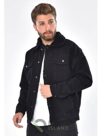Джинсовая куртка John Lucca утеплённая (618-1)