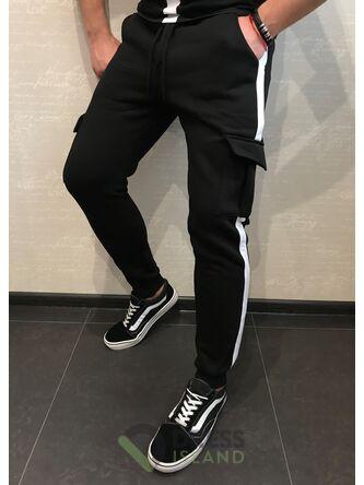 Спортивные штаны GLR Sport флис (1009-1)