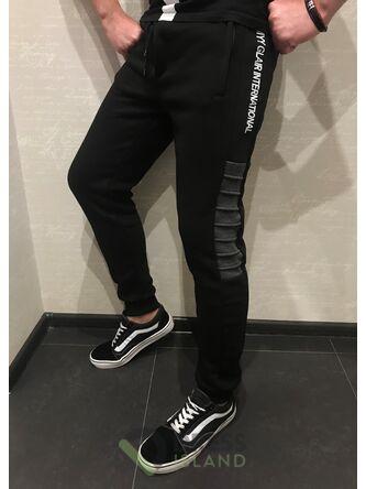 Спортивные штаны GLR Sport флис (1014-1)