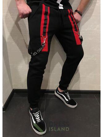 Спортивные штаны GLR Sport флис (1017)