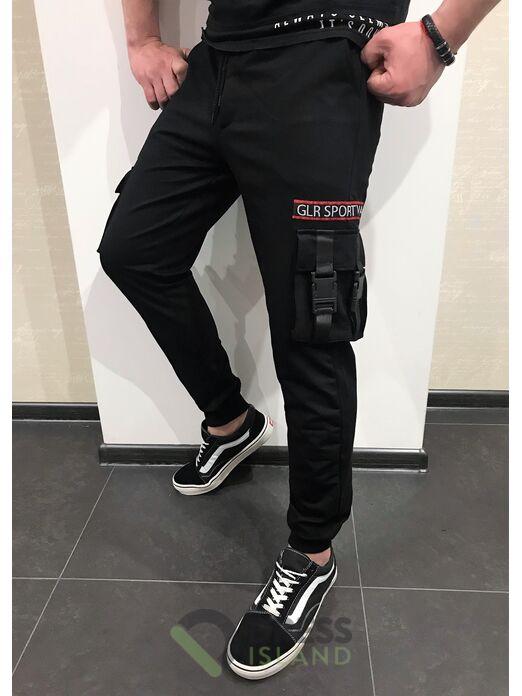 Спортивные штаны GLR Sport 2-нитка (1105-1)