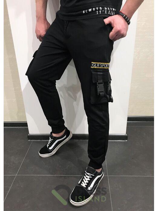 Спортивные штаны GLR Sport 2-нитка (1105-2)