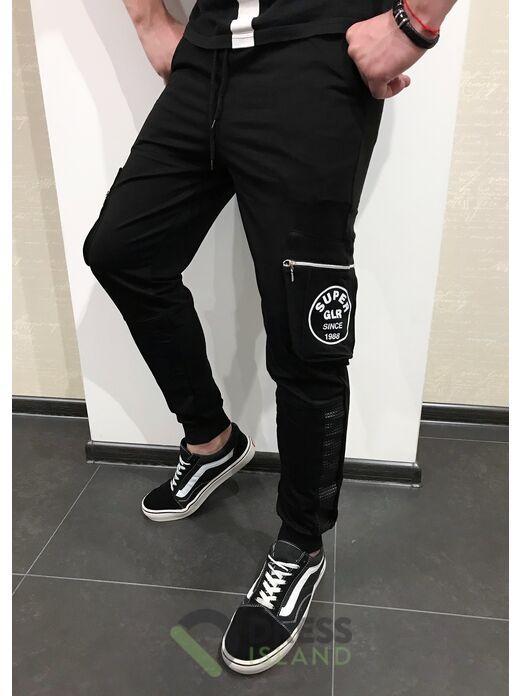 Спортивные штаны GLR Sport 2-нитка (1107)