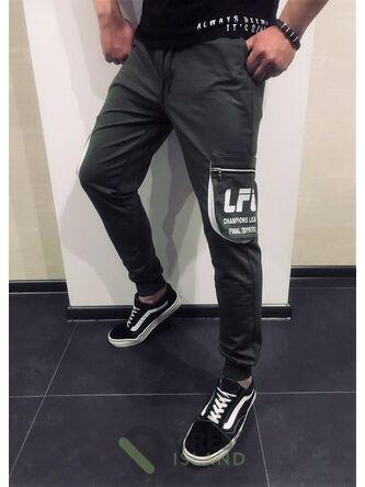 Спортивные штаны GLR Sport 2-нитка (1112-2)