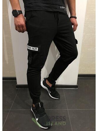 Спортивные штаны GLR Sport 2-нитка (1113-1)