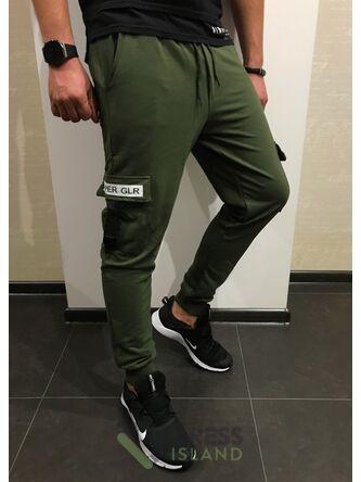 Спортивные штаны GLR Sport 2-нитка (1113-2)