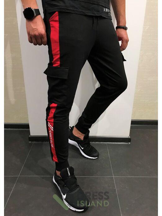 Спортивные штаны GLR Sport 2-нитка (1114-1)