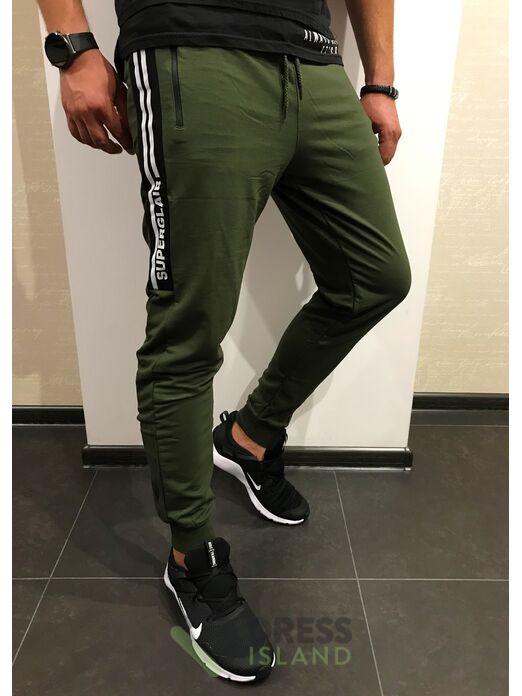 Спортивные штаны GLR Sport 2-нитка (1115-2)